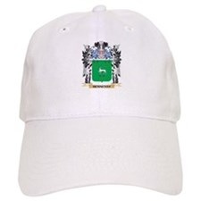 Hennessy Coat of Arms - Family Crest Baseball Cap