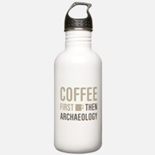 Funny Archaeology Water Bottle