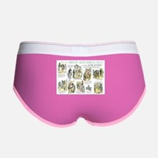 Scenes from Pride and Prejudice Women's Boy Brief