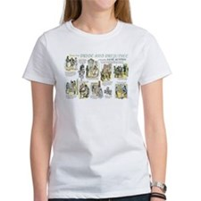 Scenes from Pride and Prejudice T-Shirt