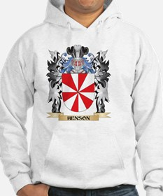 Henson Coat of Arms - Family Cre Hoodie