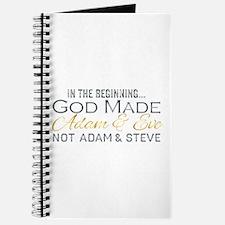 Adam and Steve Journal