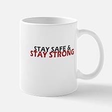 Safe & Strong Mugs