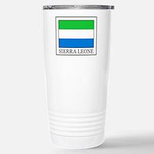Sierra Leone Travel Mug