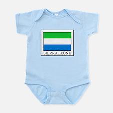 Sierra Leone Body Suit