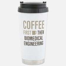 Coffee Then Biomedical Stainless Steel Travel Mug