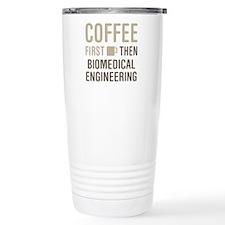 Coffee Then Biomedical Travel Mug