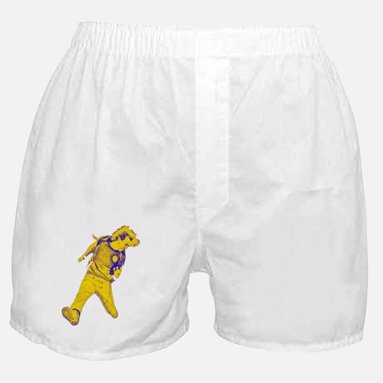 Cute Rock seattle Boxer Shorts