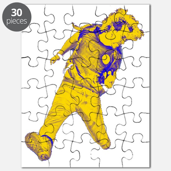 Unique Grunge rock Puzzle