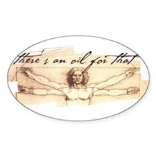 Theres an Oil for T... Decal