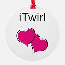iTwirl Baton Ornament