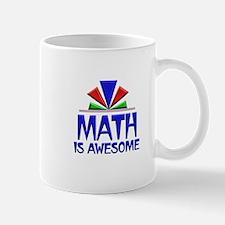 Math is Awesome Mug