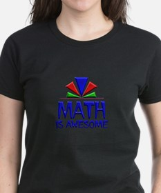 Math is Awesome Tee