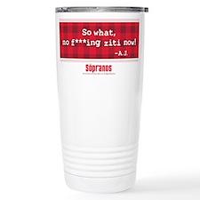The Sopranos Like Any O Travel Mug