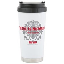 The Sopranos No Mafia Travel Mug