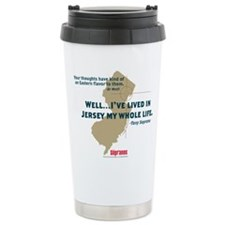 The Sopranos Jersey Travel Mug