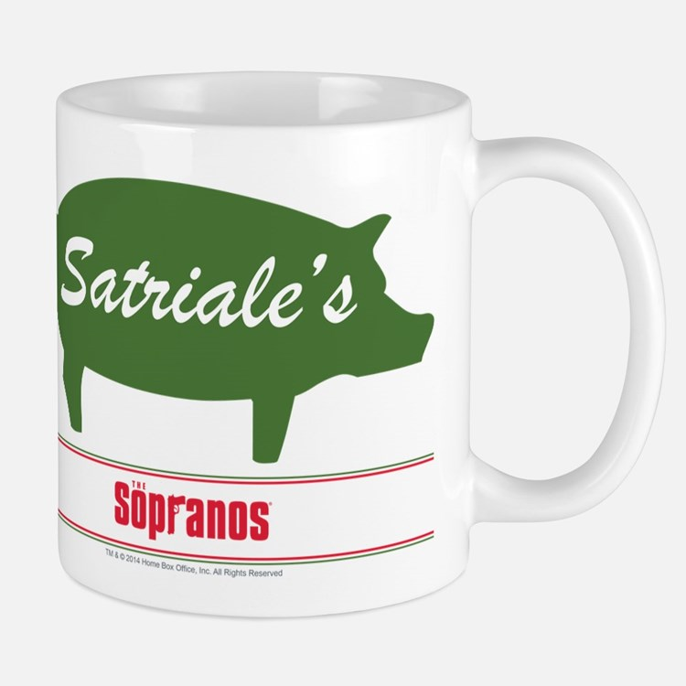 The Sopranos Satriale's Mug