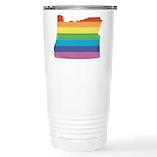 Unique Oregon love Travel Mug