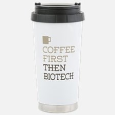 Coffee Then Biotech Travel Mug