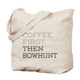 Bow hunting Regular Canvas Tote Bag