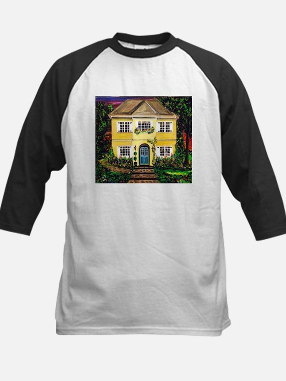 Sarah's Dream House Baseball Jersey
