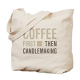 Candle maker Canvas Totes