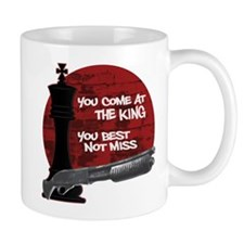 The Wire The King Mug