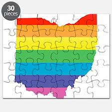ohio rainbow Puzzle