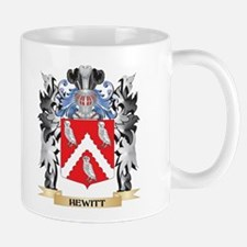 Hewitt Coat of Arms - Family Crest Mugs