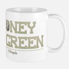 The Wire Money Be Green Mug