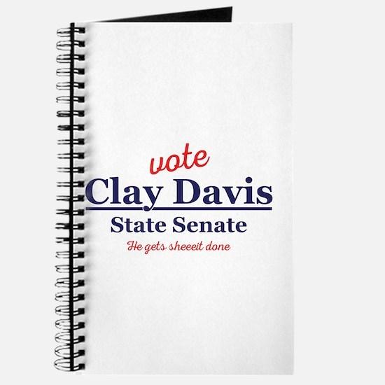 The Wire Vote Clay Davis Journal