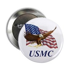 UNITED STATES MARINE CORPS Button