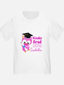 Pink Grad (custom) T