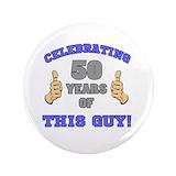50th birthday men Single