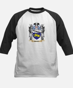 Hickey Coat of Arms - Family Crest Baseball Jersey