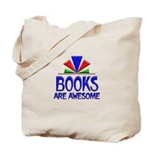 Books are Awesome Tote Bag