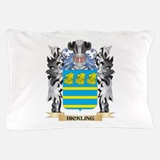 Hickling Coat of Arms - Family Crest Pillow Case