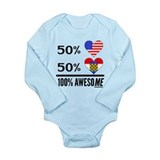 Croatian baby Long Sleeve T Shirts