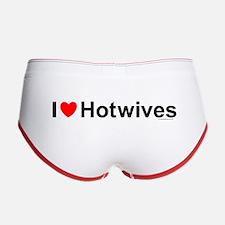 Hotwives Women's Boy Brief