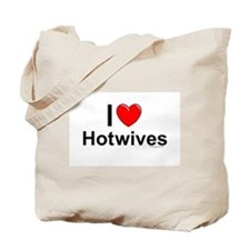 Hotwives Tote Bag