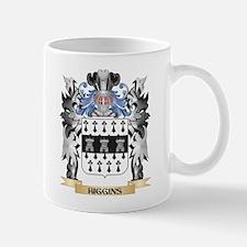 Higgins Coat of Arms - Family Crest Mugs