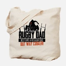 I'm A Rugby Dad, Just Like A Regular Dad  Tote Bag