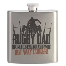 I'm A Rugby Dad, Just Like A Regular Dad But Flask