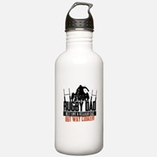I'm A Rugby Dad, Just Water Bottle