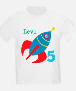 Rocketship (custom) T-Shirt