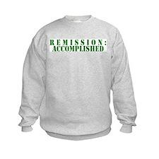 Remission Accomplished Sweatshirt