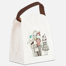 Comic-Con Ladies Canvas Lunch Bag