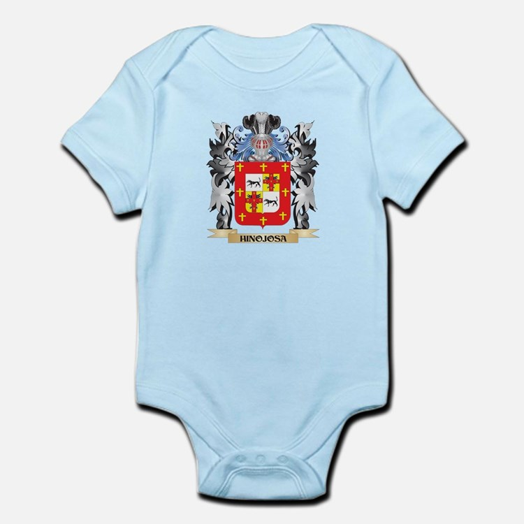 Hinojosa Coat of Arms - Family Crest Body Suit