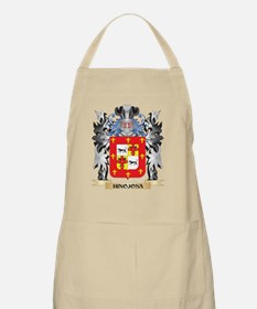 Hinojosa Coat of Arms - Family Crest Apron