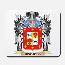 Hinojosa Coat of Arms - Family Crest Mousepad